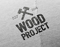 Wood Project - Visual identity