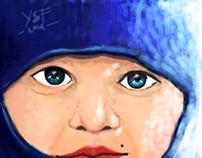 Kids eye