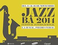 Festival de Jazz BA 2014