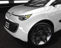 Economic Urban Car: VW Lince (UNLa)