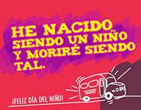 CAMPAÑA DIGITAL DÍA DEL NIÑO