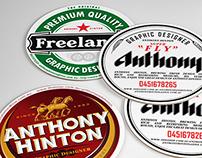 Beer Coaster Self Branding