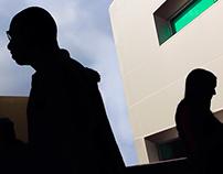Urban Shadows and Silhouettes