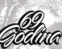 69 Godina - Partizan