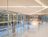 OMV Office Design & Fit-Out Project