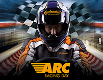 ARC racing day // continental