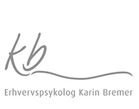 Logo and stationary for Karin Bremer