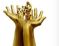 CSR Award poster