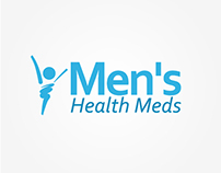 Men's health made logo