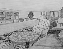 Visual Studies - Fictional Flat - MOME