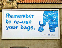 Reuse Your Bags