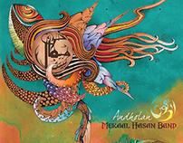 Mekaal Hasan Band - Album Cover Art
