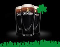 Guinness- Facebook App Design