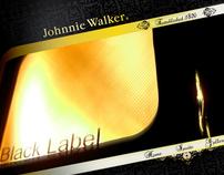Johnnie Walker Microsite