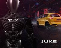 Nissan Juke - VR Installation