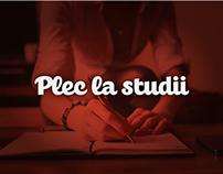 Plec la studii branding