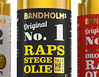 Bandholms rapeseed oil