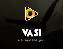 VASI - Media Search Intellegence Logo