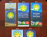 Brochure design - Madeira Happy Tours