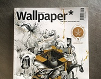 Wallpaper* Thai edition 9th anniversary.