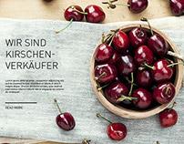 Cherry & Friends Webdesign