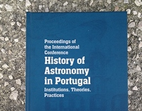 Livro — History of Astronomy in Portugal