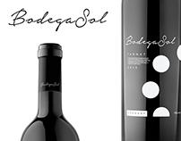 Bodega Sol - wine concept