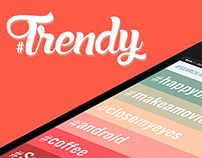 Trendy - App