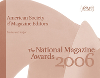 American Society of Magazine Editors Brochure