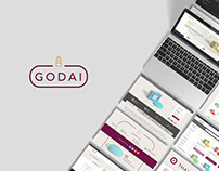 Godai - UX/UI For Web/Tablet/Mobile