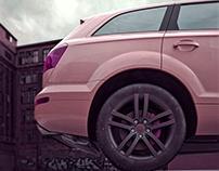 Gold Rose Audi