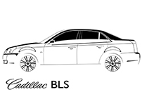 Cadillac BLS Concept & Production