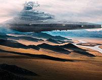 Desert Star Destroyer