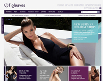 Figleaves – lingerie ecommerce store