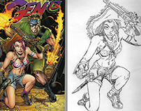 Gen13 | Drawing