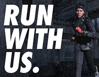 Run With Us - Nike