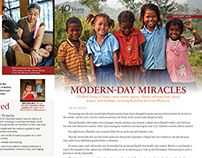 Samaritan's Purse Newsletter Jan. 2013