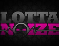 Lotta Noize Branding