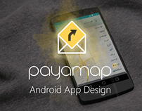 Android App UI Design - Payamap