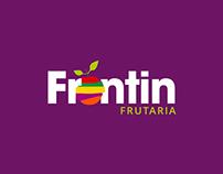 Logo - Frutaria Frontin
