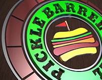 Pickle Barrel Branding
