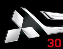 Mitsubishi, Logo Design