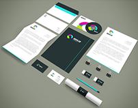 Freebie - Branding,Stationery PSD Mockup