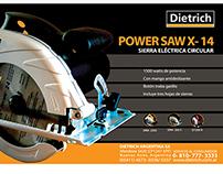Power Saw