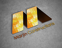 Marjin Urban Development logo design