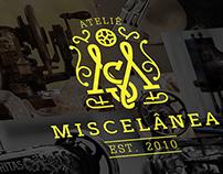 Branding- Atelier Miscelânea