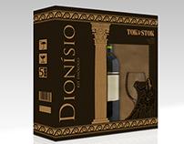 Dionísio - Kit Enólogo