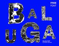 BALUGA TYPEFACE  | FREE