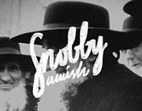 Snobbyamish_Layout & Branding
