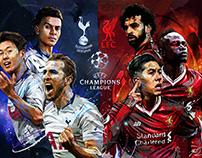 FINAL CHAMPIONS LEAGUE 2019 Liverpool vs Tottenham